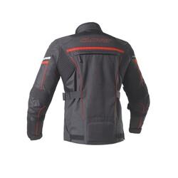 Clover - Clover HyperBlade WP Kadın Korumalı Motosiklet Ceketi (Siyah) (Thumbnail - )