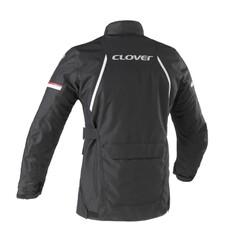 Clover - Clover Storm-3 WP Kadın Korumalı Motosiklet Ceketi (Siyah) (Thumbnail - )