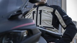 Dane - Dane Limfjord GORE-TEX Korumalı Motosikletçi Montu (Thumbnail - )