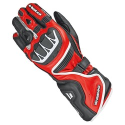 Held - Held Chikara RR Sport Korumalı Motosiklet Eldiveni (Siyah/Kırmızı) (Thumbnail - )