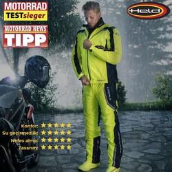 Held - Held Rainblock Kadın Alt Motosiklet Yağmurluk (siyah) (Thumbnail - )