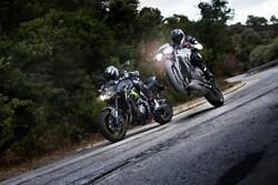 Held - Held Street Spor Deri Korumalı Motosiklet Montu (Siyah /Kırmızı /Mavi) (Thumbnail - )