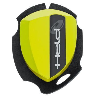 Held Timber Motosiklet Yarış Tulumu İçin Diz Koruma (sarı)