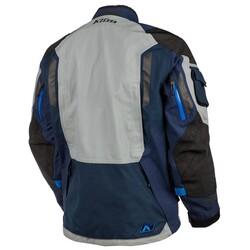 Klim - Klim Badlands Pro Korumalı Motosiklet Montu (Mavi) (Thumbnail - )
