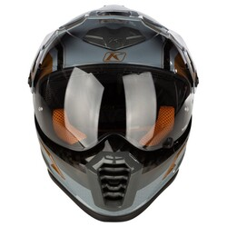 Klim - Klim Krios Pro Karbon Adv Rally Motosiklet Kaskı (Bronz) (Thumbnail - )