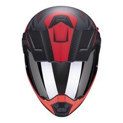 Scorpion - Scorpion ADX-1 Adv Tucson Motosiklet Kaskı (Gri Kırmızı) (Thumbnail - )