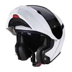 Scorpion - Scorpion EXO 920 Açılabilir Motosiklet Kaskı (Beyaz) (Thumbnail - )