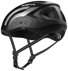 Sena - Sena Akıllı Bluetoothlu Bisiklet Kaskı (siyah) (Thumbnail - )