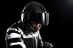 Sena - Sena Momentum INC Pro Kameralı Smart (Akıllı) Motosiklet Kaskı (Mat Siyah) (Thumbnail - )