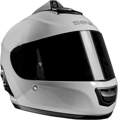Sena Momentum INC Pro Kameralı Smart (Akıllı) Motosiklet Kaskı (Beyaz)